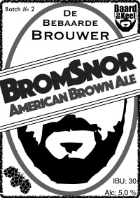 002 BromSnor American Brown Ale