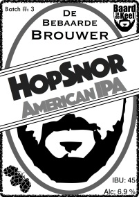 003 HopSnor American IPA