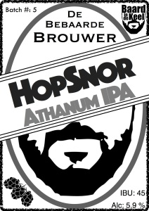 005 HopSnor Athanum IPA