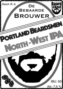 006 Portland Beardsmen (North-West IPA)